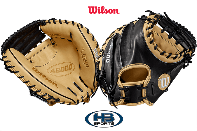 "2019 Wilson A2000 33"" Catcher's Mitt: WTA20RB19CM33 at headbangersports.com"