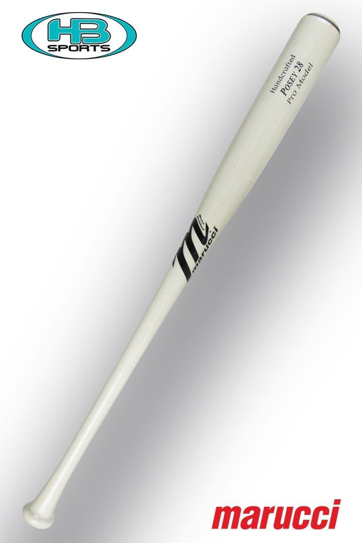 Buster Posey Wood Baseball Bat at headbangersports.com