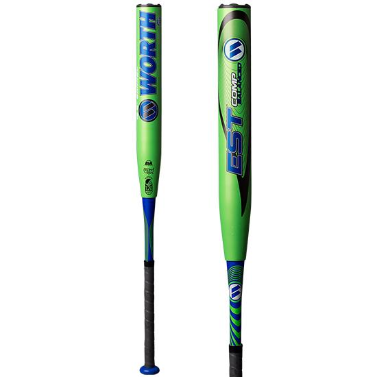 Softball Bats For Sale >> 2018 Worth 13 5 Usssa Est Comp Balanced Softball Bat Wcesbu
