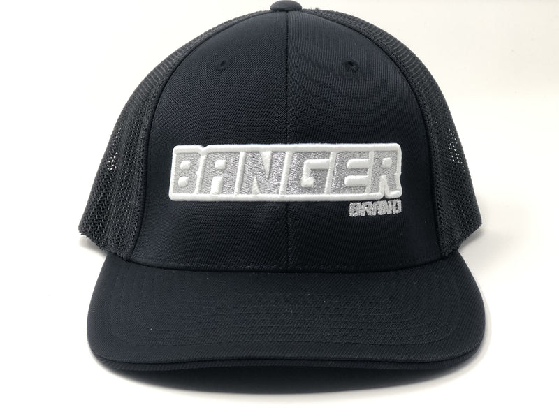 Banger Brand Exclusive 404M Fitted Hat: BANGER BLING