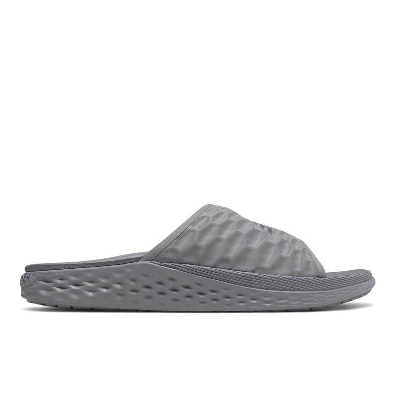 NEW BALANCE MENS FRESH FOAM HUPOO SLIDES: SMFTEK