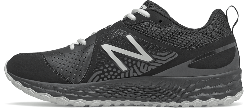 New Balance Men's T3000v5 Baseball and Softball Turf: Black and Black
