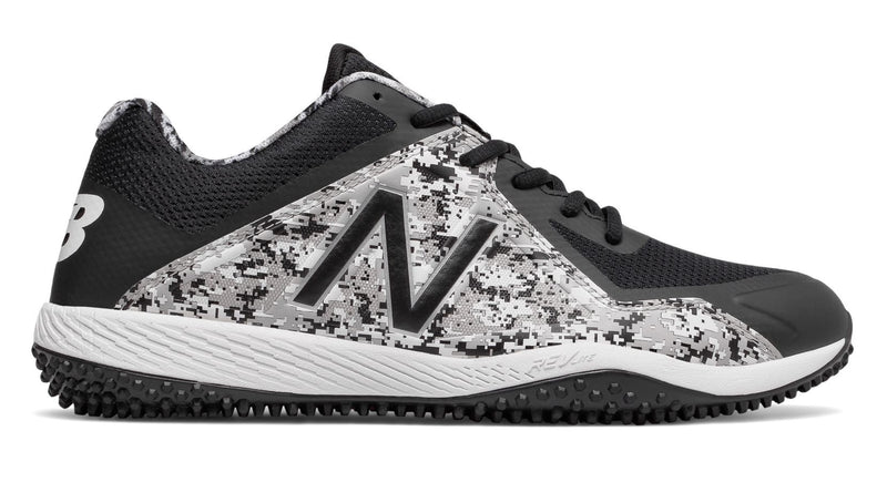 info for df694 c7005 Youth Models; Dustin Pedroia New Balance Camo, Black, and White Mens 4040  V4 (t4040pk4) ...