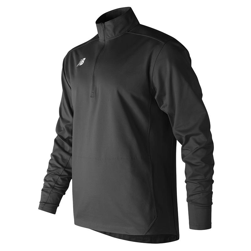 New Balance Lightweight Solid Half Zip Pullover: TMMT710