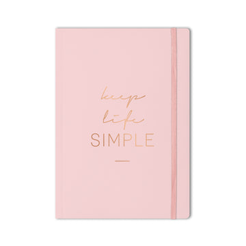 #112 keep life simple – Softcover