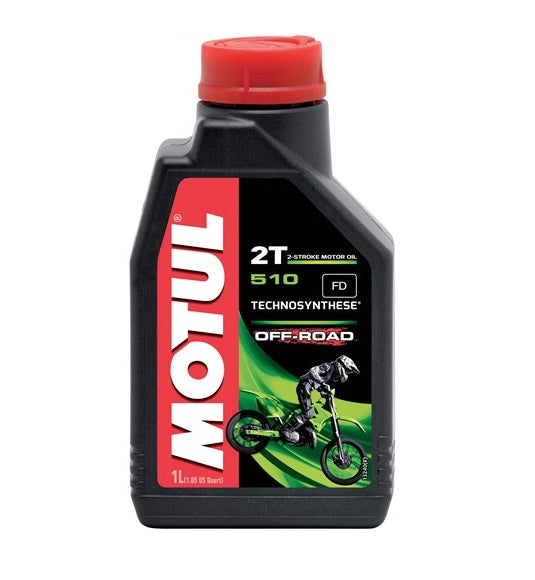 Motul 510 2T Off-Road Oil - MC AUTO