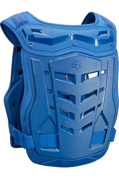 Fox ProFrame LC Blue Chest Guard - MC AUTO