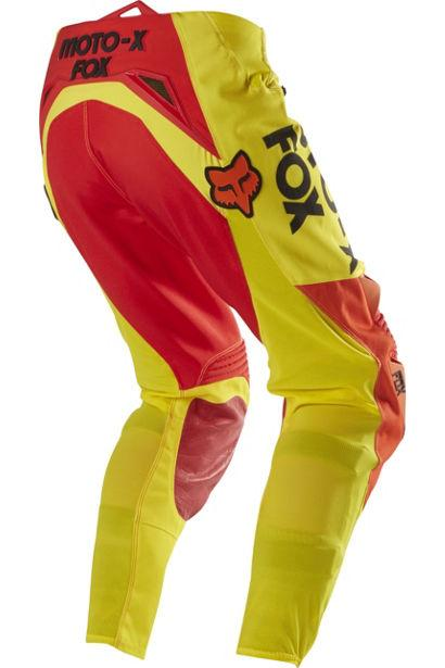 Fox Kids 360 40 Year LE Yellow Pants - MC AUTO