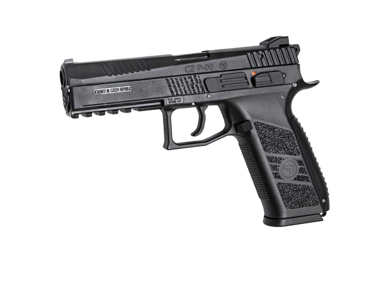 ASG CZ P-09 BlowBack Air Pistol - MC AUTO