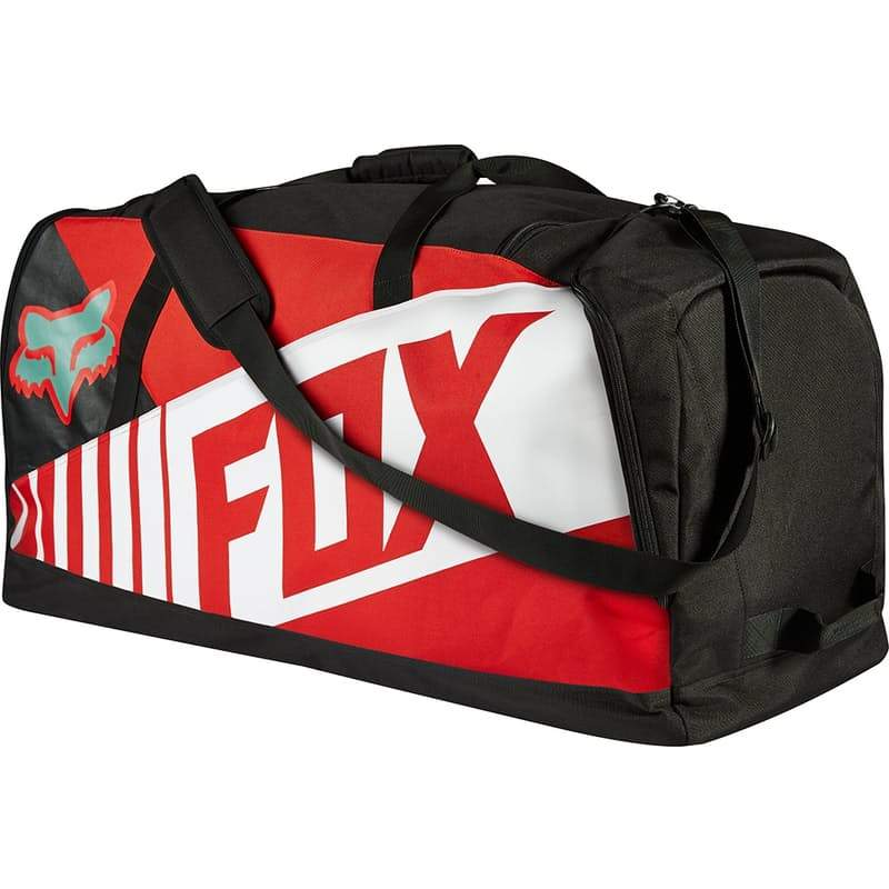 Fox Podium 180 Sayak Black/Red Gear Bag - MC AUTO