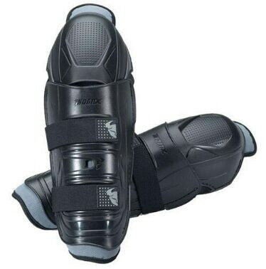 Thor Black Quadrant Knee Guards