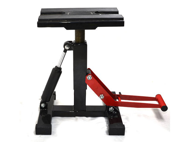 Sumomoto Adjustable Hydraulic MX Lift Stand - MC AUTO
