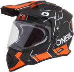 O'Neal Sierra II Comb Black/Orange Helmet