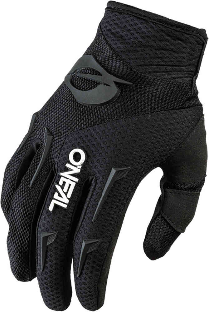 O'Neal Kids Element Black Gloves - MC AUTO