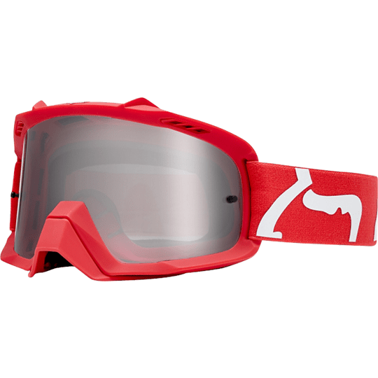 Fox Air Space Race Goggle Red/Clear - MC AUTO
