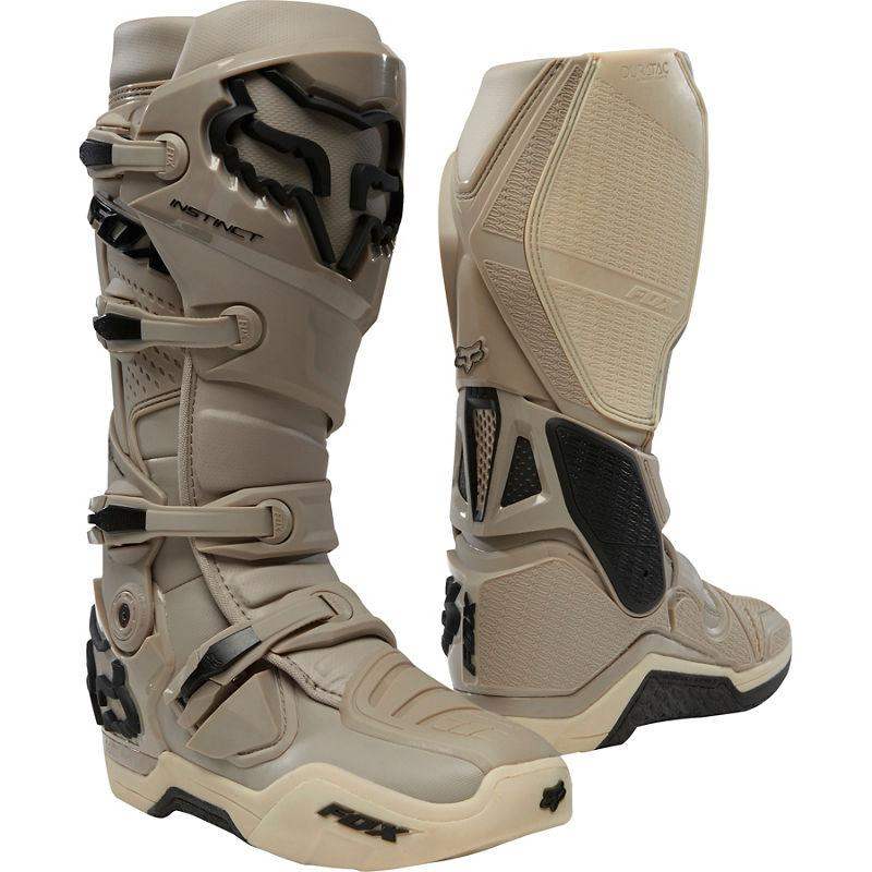 Fox Instinct Sand LE Boots - MC AUTO