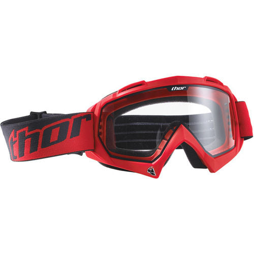 Thor Enemy Red Goggle - MC AUTO