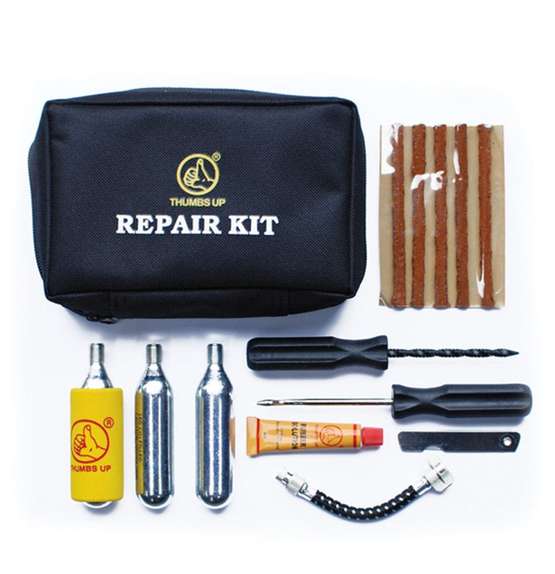 AutoGear Co2 Tyre Repair Kit - MC AUTO