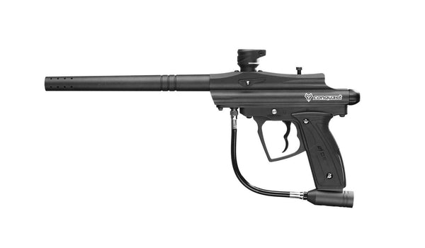 D3FY Sports Conquest Black PaintBall Marker