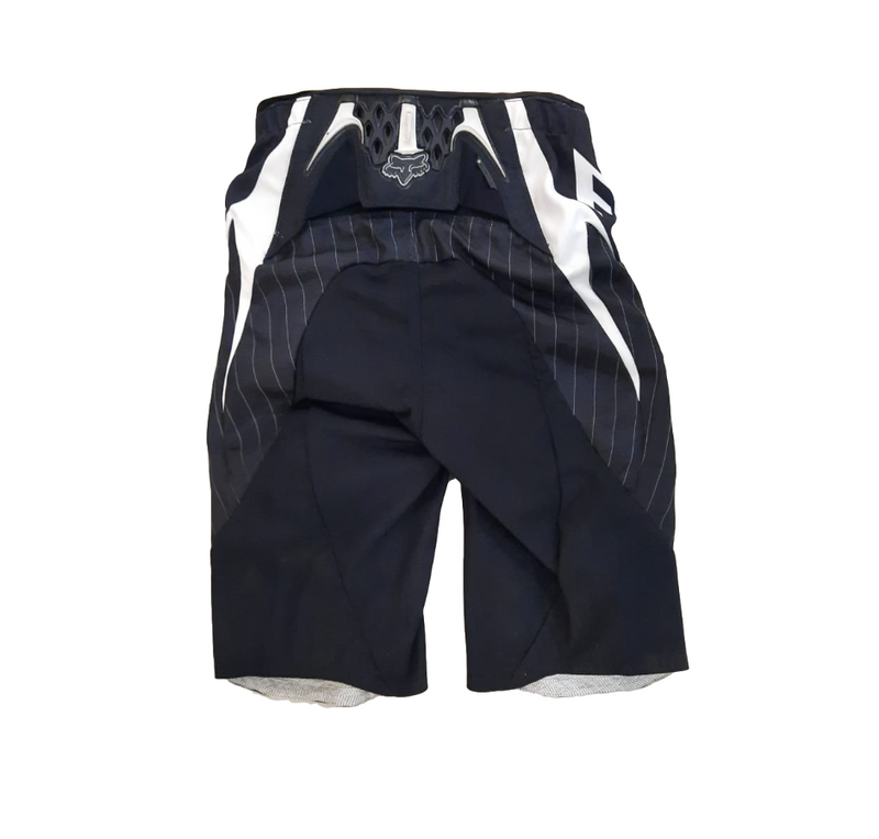 Fox Blitz Short Black Pin Pants - MC AUTO