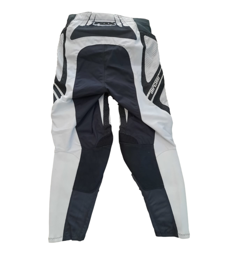 Fox 180 Airline White Pants
