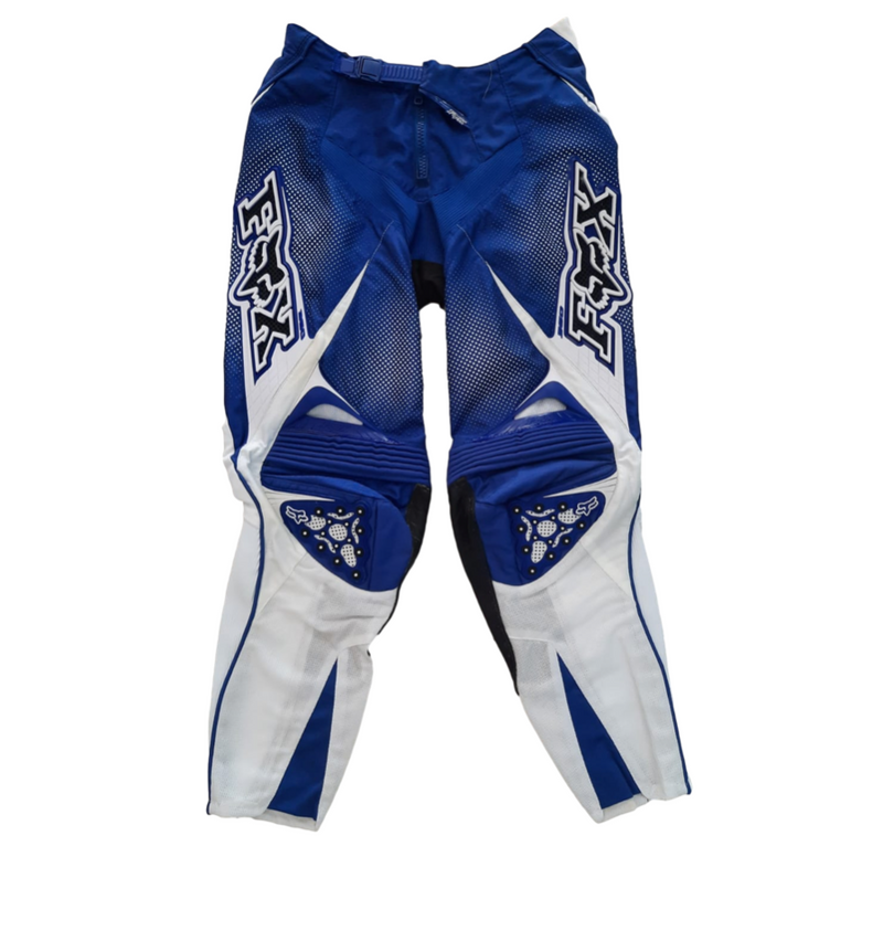 Fox 360 Blue Pants - MC AUTO