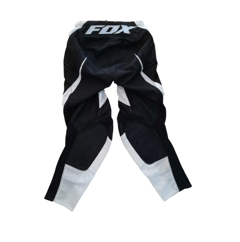 Fox 180 Vented Black Pants