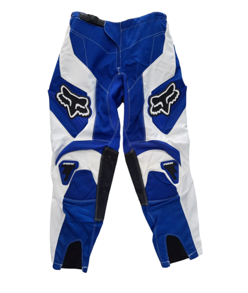 Fox 180 Race Blue Pants