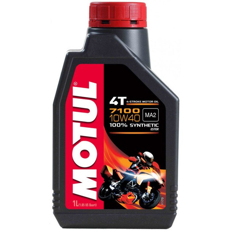 Motul 7100 4T Oil 10W-40 - MC AUTO