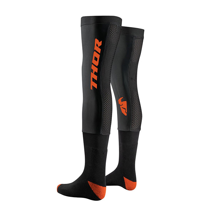 Thor Comp Black Socks - MC AUTO
