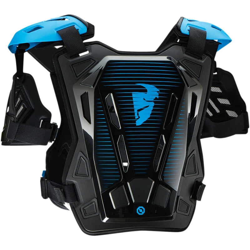 Thor Kids Guardian Black/Blue Guard - MC AUTO