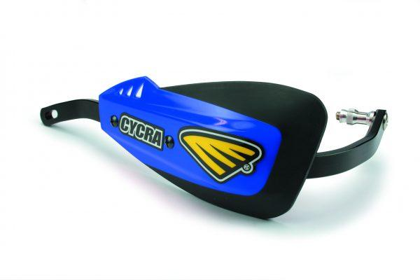 Cycra Series One Handguards Bar Pack Blue Shields - MC AUTO