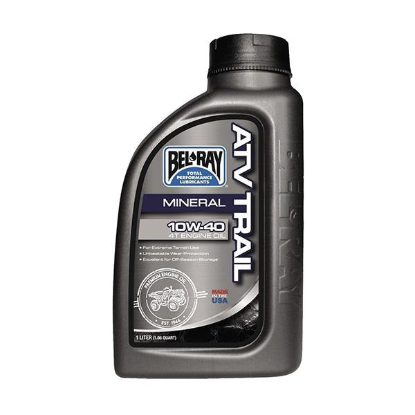 BelRay ATV Trail Mineral Oil 10W-40