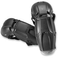 Thor Kids Quadrant Black Elbow Guards