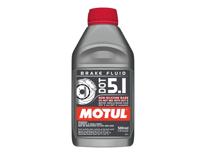 Motul Dot 5.1 Brake Fluid - MC AUTO