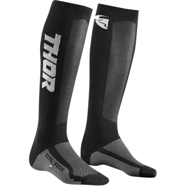 Thor MX Cool Black/Charcoal Socks