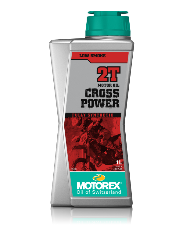 Motorex Cross Power Oil 2T - MC AUTO