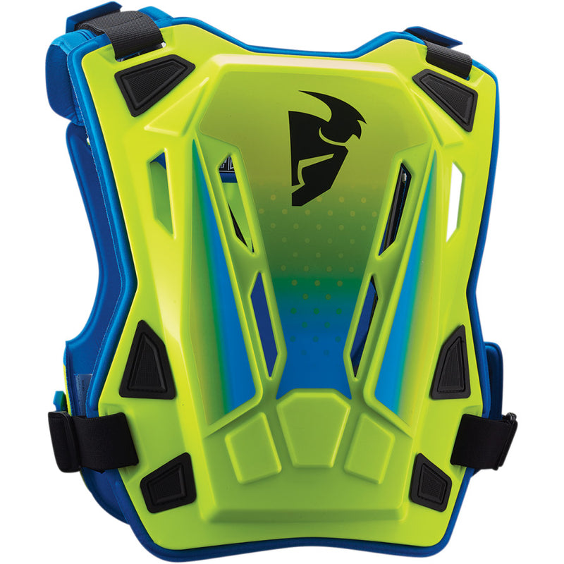 Thor Kids Guardian MX Flow Green Guard