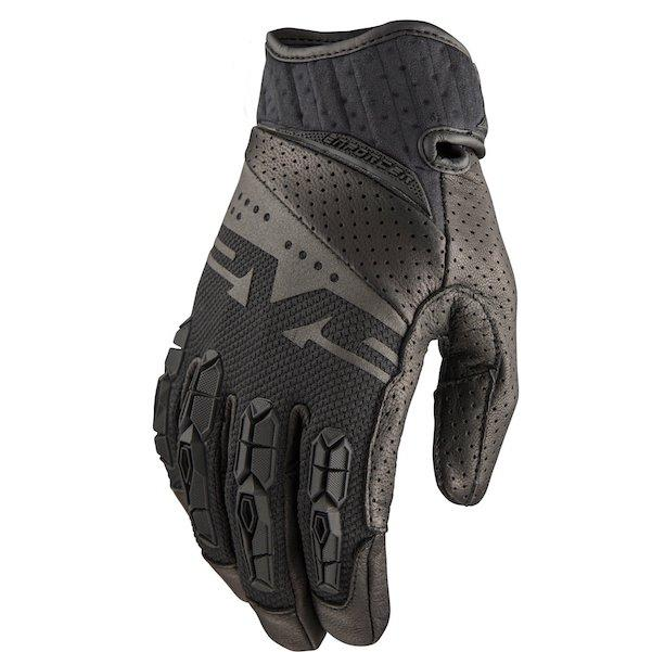 EVS Enforcer Street Black Gloves - MC AUTO