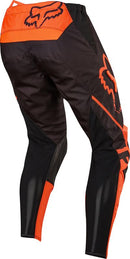 Fox 180 Race Orange Pants - MC AUTO