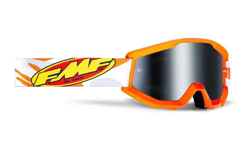 FMF PowerCore Assault Grey Goggle