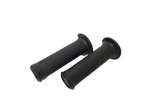 Rotracc Knurled Closed End Road Grip