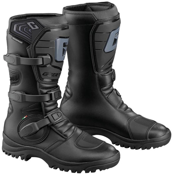 Gaerne G-Adventure Aquatech Black Boots