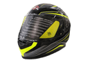 Faseed 816 Black/Yellow Helmet - MC AUTO