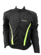 Stealth Evo Black/Yellow Jacket - MC AUTO