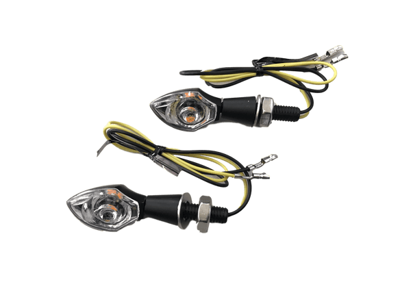 Rotracc Metal Micro LED Clear Indicators