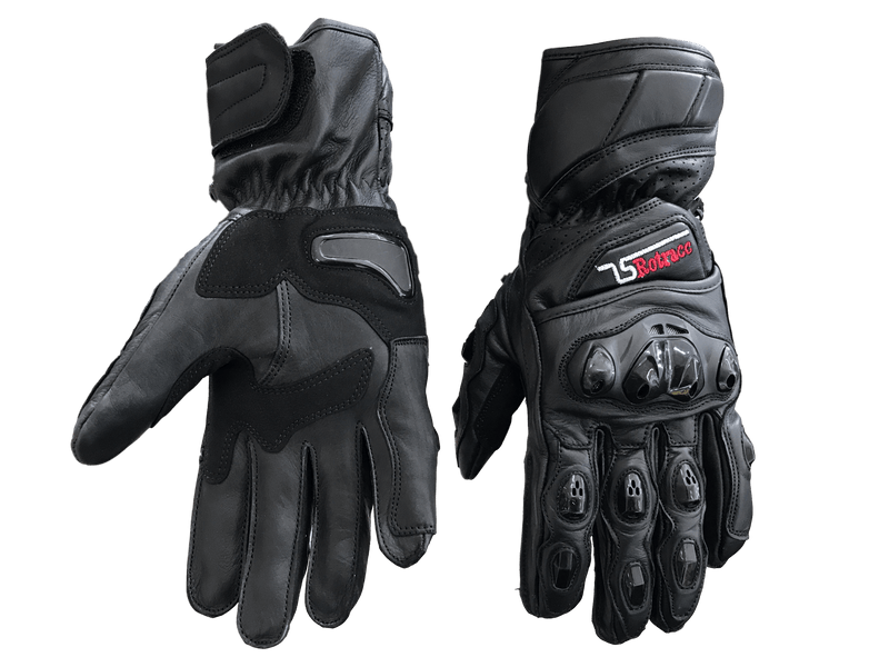 Rotracc Leather Superbike Gloves - MC AUTO