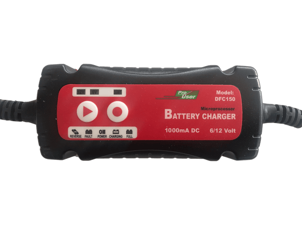Pro User 1 AMP Smart Battery Charger