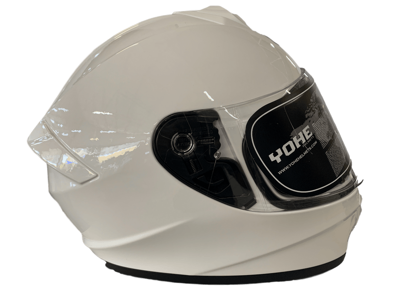 YOHE 977 White Helmet - MC AUTO