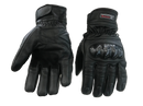 Rotracc Leather Short Gloves - MC AUTO
